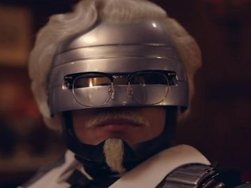 KFC RoboCop Commercial