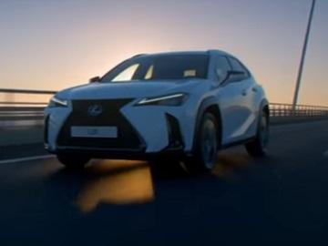 Lexus Ux Self Charging Hybrid Advert Photographer Elsa Bleda