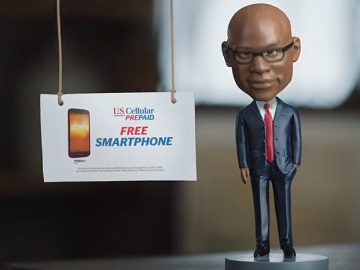 U.S. Cellular Bobbleheads Commercial