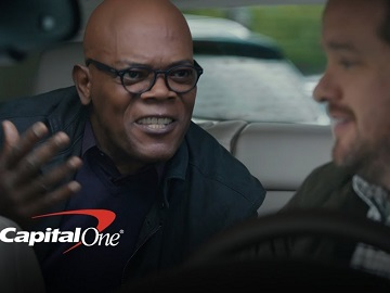 Capital One Commercial Actors
