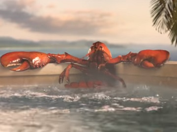 GEICO Lobster Commercial