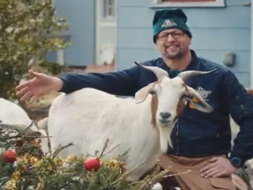 Head & Shoulders Goats Commercial