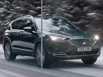 SEAT Tarraco Diver TV Advert