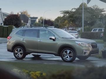Subaru Forester Commercial - DriverFocus Alert