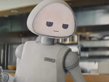 TurboTax Robot Commercial