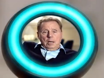 BetVictor Harry Redknapp Advert