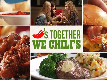 Chili's 3 for $10 Menu Commercial
