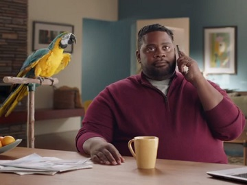 Discover Parrot Commercial