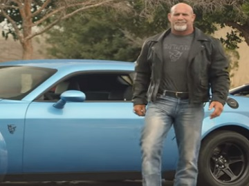 Dodge Bill Goldberg Mayor Commercial