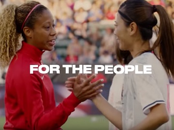 Volkswagen Commercial - Female Soccer Players