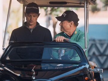Mastercard Commercial - Tom Watson & Justin Rose