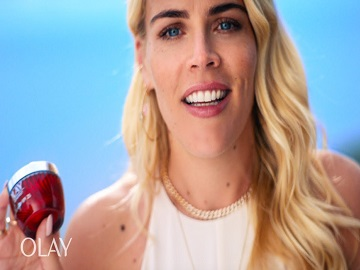 Olay Busy Philipps Commercial