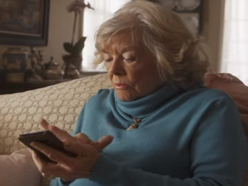 T-Mobile Grandma Commercial