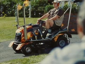 Bosch Lawnmower Commercial