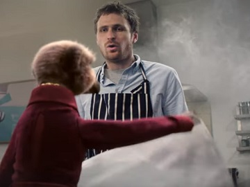 Compare the Market Meerkat Meals Commercial - Burnt Meal