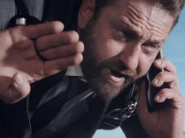 Enterprise Rent-A-Car Advert - Gerard Butler Skydive