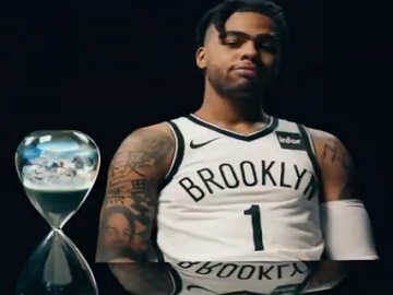 Kumho Tire D'Angelo Russell Commercial