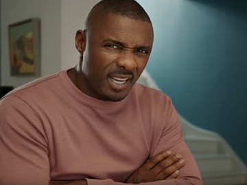 Sky TV Idris Elba Advert