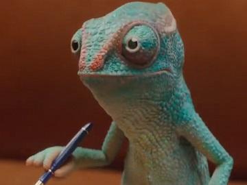 Weflip Psychiatrist Chameleon Advert