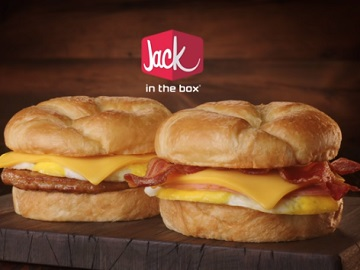 Jack in the Box 2 for $4 Croissants Commercial