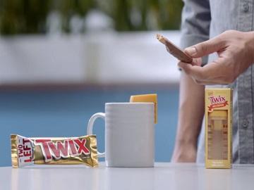 TWIX Meltdown Commercial
