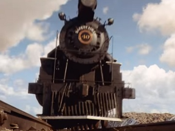 AT&T Bandits & Derailed Train Commercial