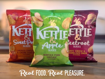 Kettle Chips TV Advert