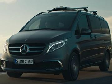 Mercedes-Benz V-Class Commercial