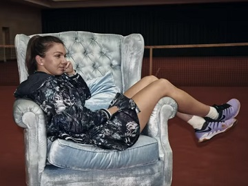 Nike Simona Halep Commercial