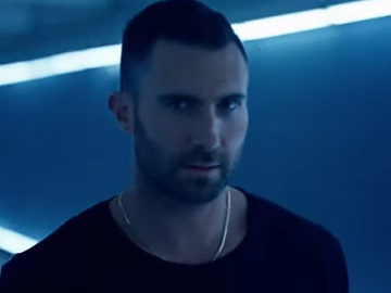 YSL Adam Levine Commercial