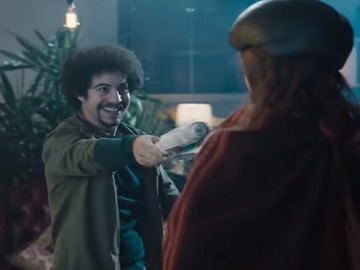 Domino's Pizza Advert - Fighting for the Throne