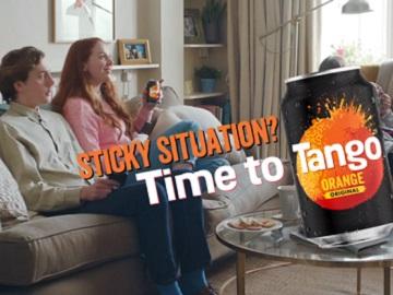 Tango Drink Advert