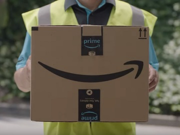 Amazon In-Garage Delivery Commercial