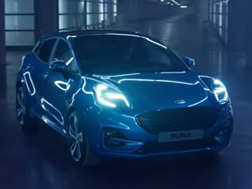 2020 Ford Puma Advert