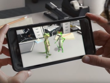GEICO Commercial - Augmented Reality