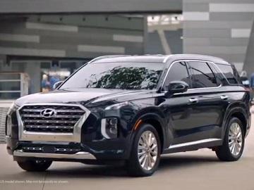 Hyundai Palisade Commercial