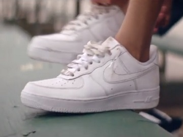 Nike Air Force 1 Commercial