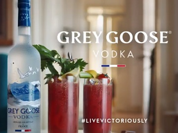 Grey Goose Vodka Commercial - Apartment Basketball