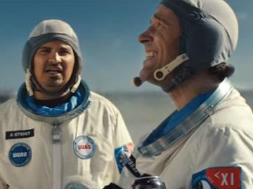Pepsi MAX Astronauts Commercial - Paul Rudd & Michael Peña