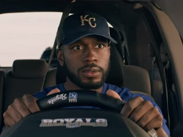 GEICO Baseball Royals Fan Commercial