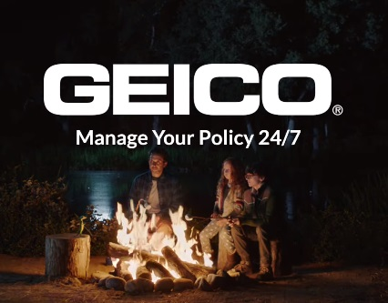 GEICO Marshmallow Commercial
