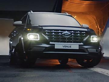 Hyundai Venue Commercial