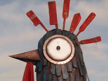 IHOP Trojan Chicken Commercial