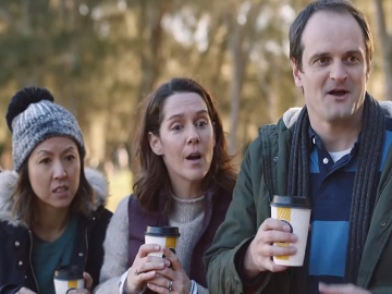 McCafé Australia Commercial - Parents at their Kids' Soccer Game