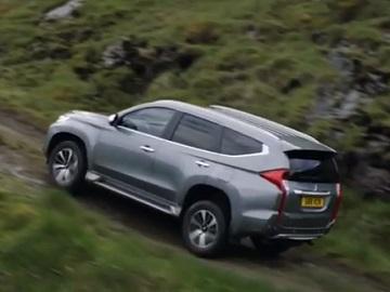 Mitsubishi Motors SUVs Range Advert