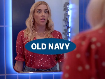 Old Navy Jeans Actress Busy Philipps Commercial
