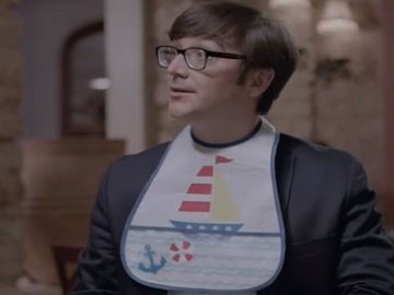 Progressive Babyman Commercial