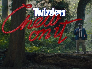 Twizzlers Commercial - Detective in the Woods