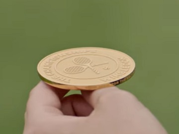 Wimbledon The Coin Toss Commercial