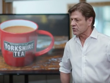 Yorkshire Tea Sean Bean Advert